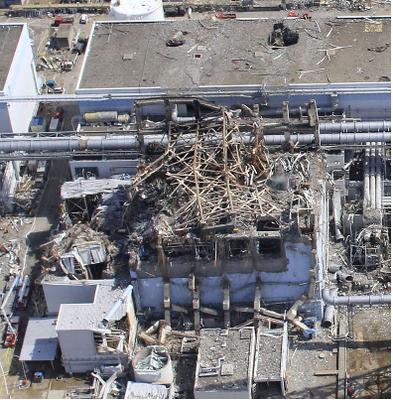福島原発大事故 放射能汚染
